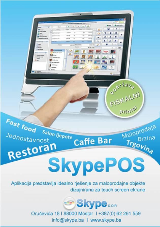 Skype POS